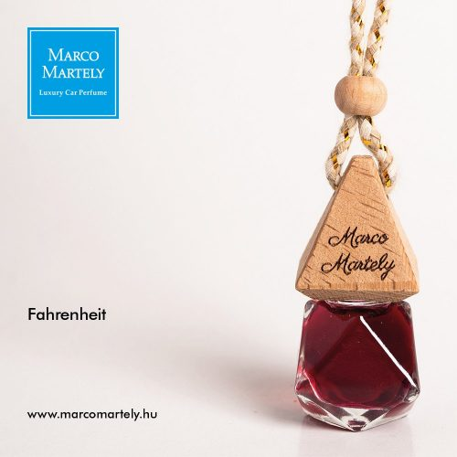 Autóillatosító parfüm inspired by Fahrenheit, illat férfiaknak