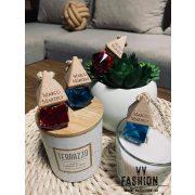 Autóillatosító parfüm Invincible inspired by Invictus, illat férfiaknak
