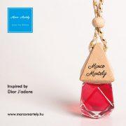 Autóillatosító parfüm inspired by J'Adore, illat nőknek