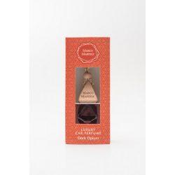 Autóillatosító parfüm inspired by Dark Opium, illat nőknek