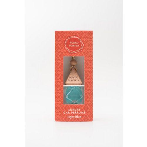 Autóillatosító parfüm inspired by D&G Light Blue, illat nőknek