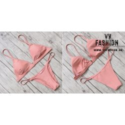 Rózsaszín bikini
