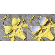 Megkötős bikini 4 színben