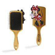 Minnie Mouse nagyméretű aranyszínű fésű
