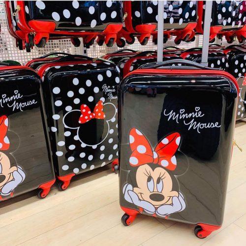 Minnie bőrönd