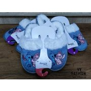 Stitch & Angel mamusz szőrös béléssel