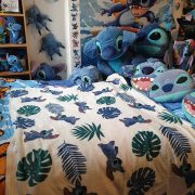 Stitch pokróc / takaró / pléd