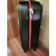 Mickey fekete kabin méretű bőrönd