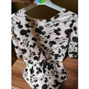 Mickey & Minnie rövidnadrágos cropped pizsama