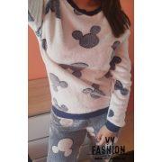 Mickey Mouse puha pizsama