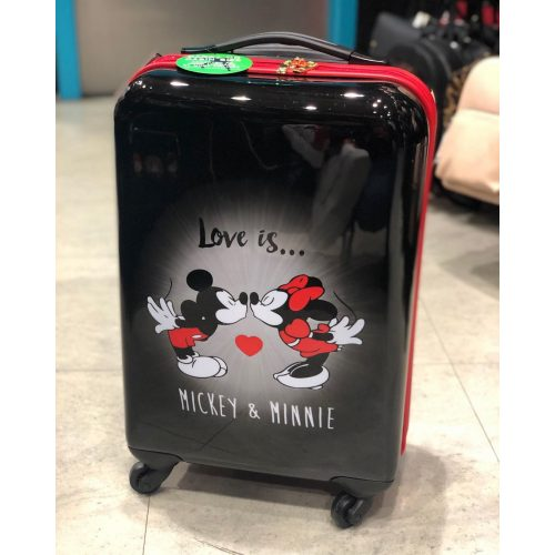 Mickey & Minnie Mouse bőrönd
