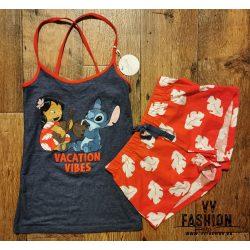 Lilo & Stitch rövidnadrágos pizsama