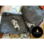 Mickey & Minnie Mouse 4 db-os mikroszálas törlő szett