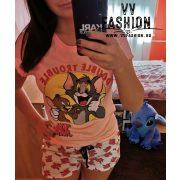Tom & Jerry rövidnadrágos pizsama