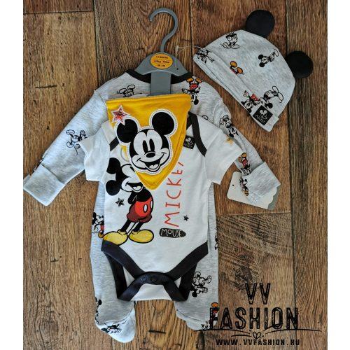 Mickey Mouse 4 db-os szett