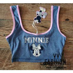 Minnie Mouse top / sportmelltartó