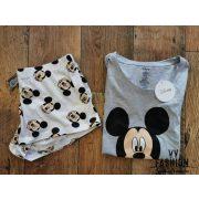 Mickey Mouse rövidnadrágos pizsama