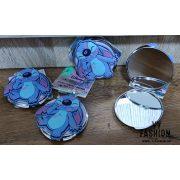 Stitch összecsukható tükör, zsebtükör