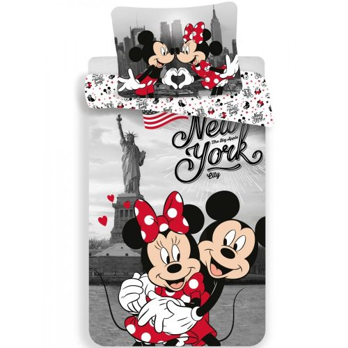 Mickey & Minnie Mouse ágyneműhuzat