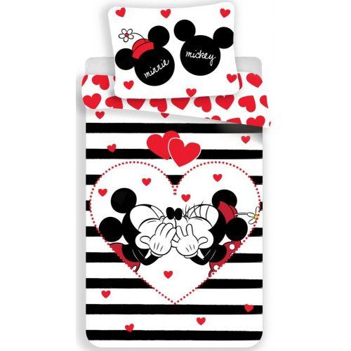 Mickey - Minnie ágyneműhuzat
