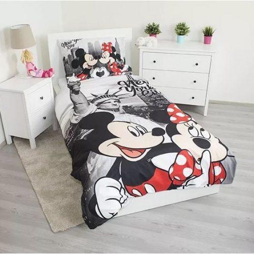 Mickey & Minnie Mouse New York ágyneműhuzat
