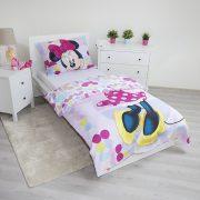 Minnie Mouse ágyneműhuzat