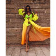 OLV O La Voga NEON bikini - zöld