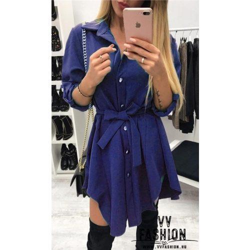 Ingruha kék színben